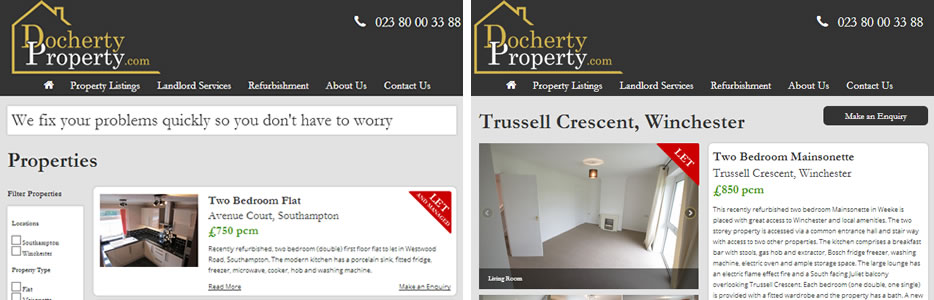Docherty Property